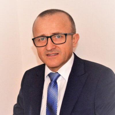 Rechtsanwalt Miroslaw Tolksdorf Portrait